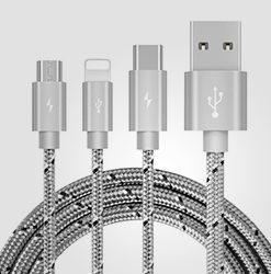 Chargeurs et Data Câbles